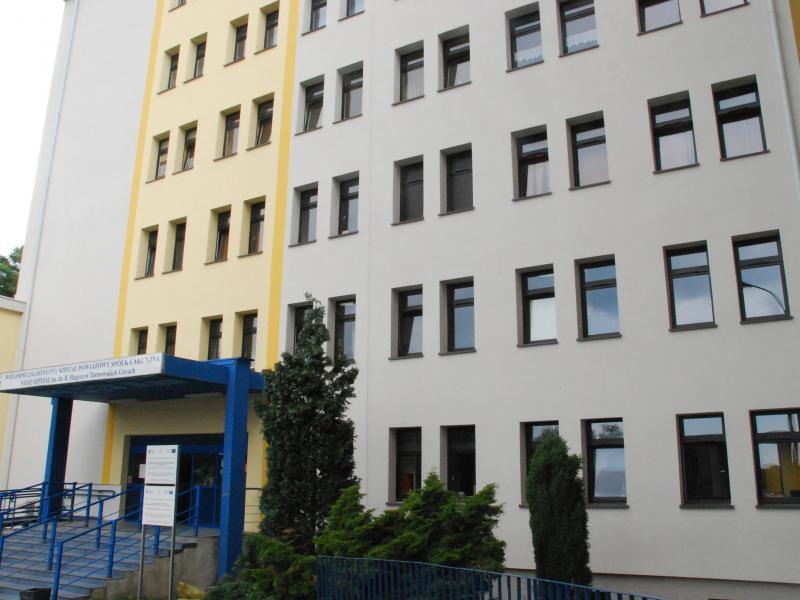 bydynek szpitala