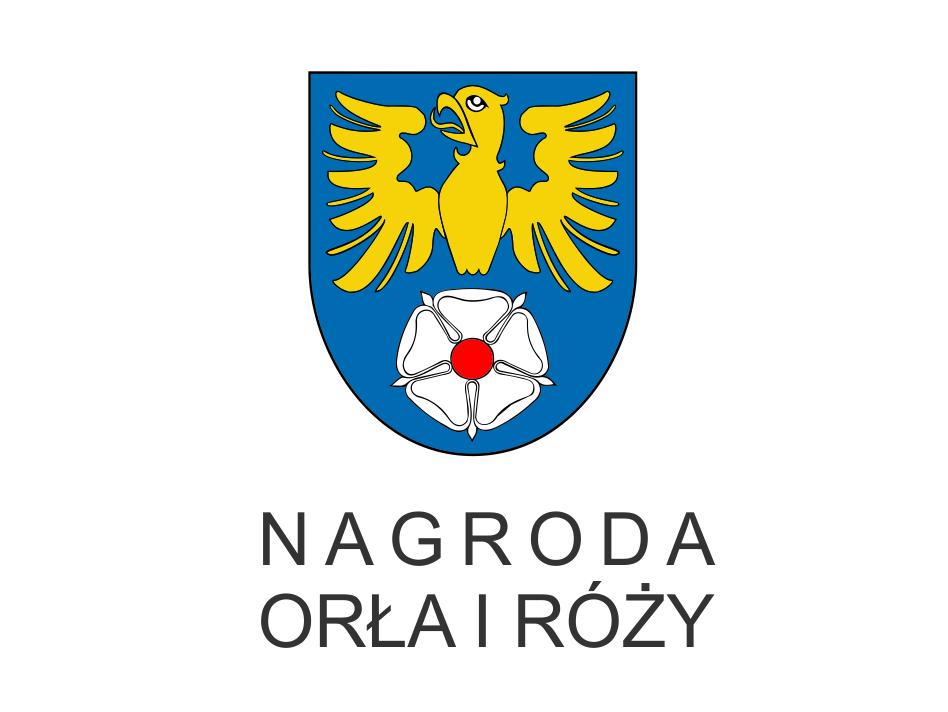 Baner kierujący do strony Nagrody Orła i Róży