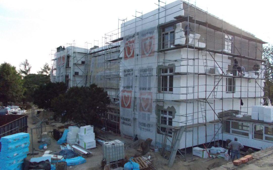 Termomodernizacja budynków szkoły Specjalnego Ośrodka Szkolno – Wychowawczego