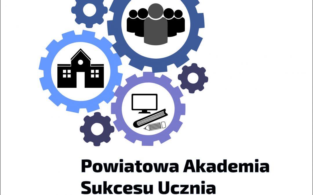 III nabór do projektu Powiatowa Akademia Sukcesu Ucznia Szkoły Zawodowej