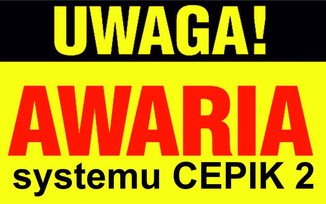 UWAGA! Utrudnienia w Wydziale Komunikacji