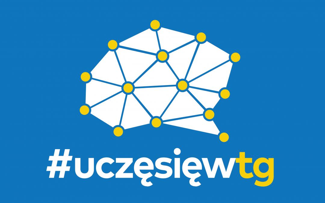 Logo Uczę się w TG