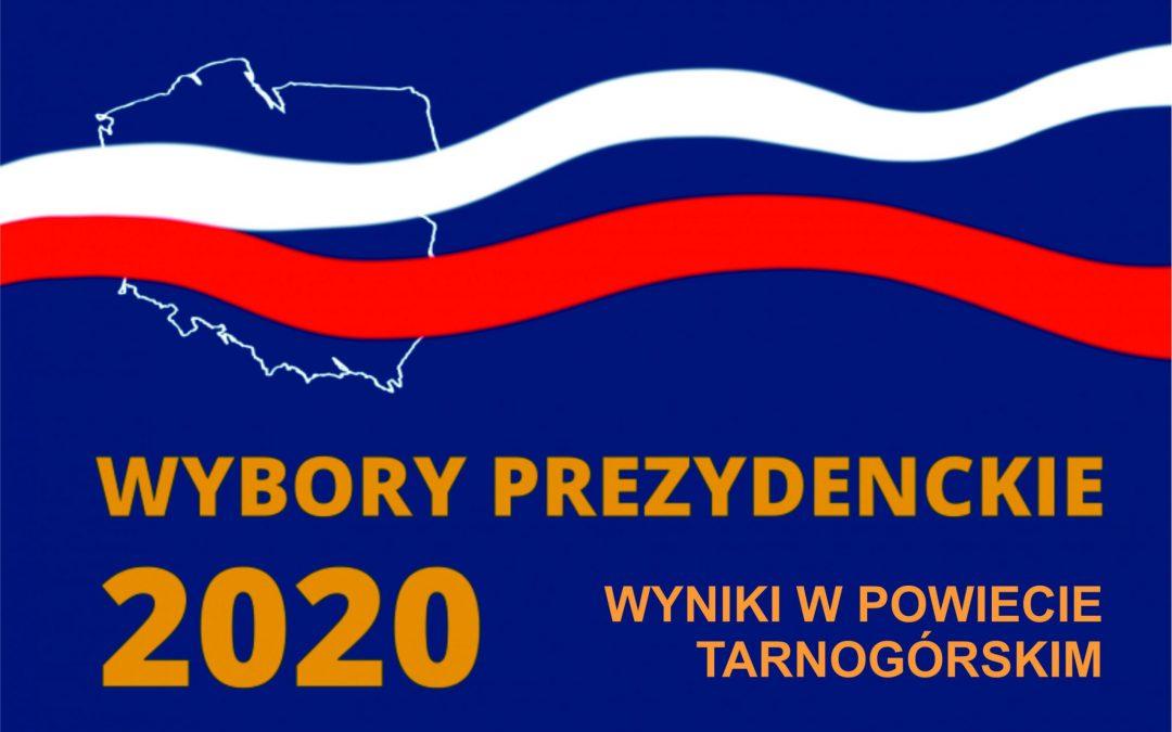 Wyniki wyborów prezydenckich w powiecie tarnogórskim