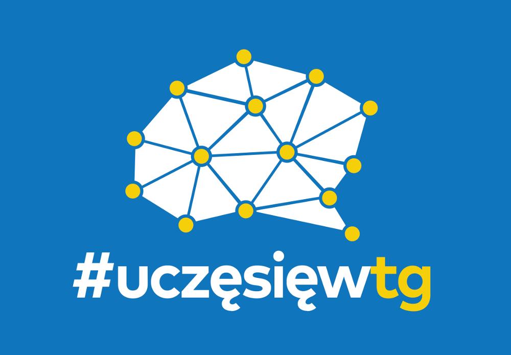 Logotyp Ucze sie w TG