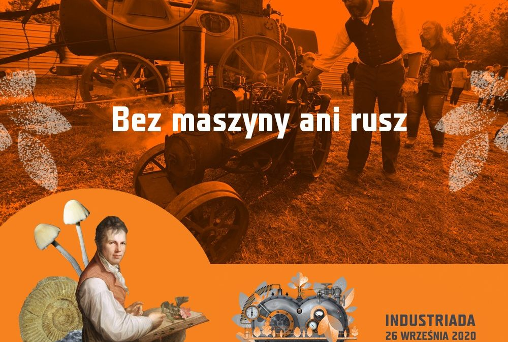 Industriada 2020 w Zabytkowej Kopalni Srebra