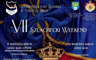 """VII edycja """"Szlacheckiego weekendu"""" w CKŚ"""