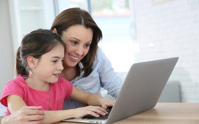 Laptopy dla dzieci z rodzin zastępczych