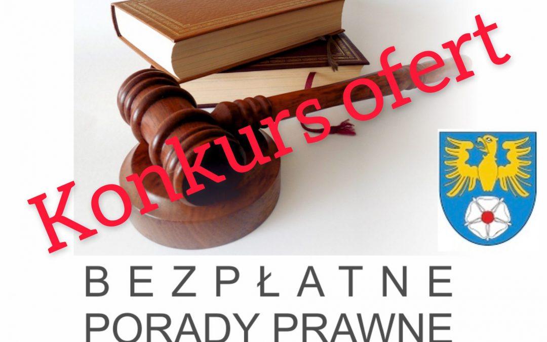 Pomoc prawna –  otwarte konkursy ofert na 2021