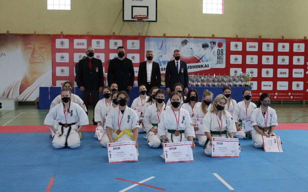 Otwarte Mistrzostwa Karate Shinkyokushinkai