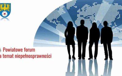 III Tarnogórskie Forum ds. Osób z Niepełnosprawnościami