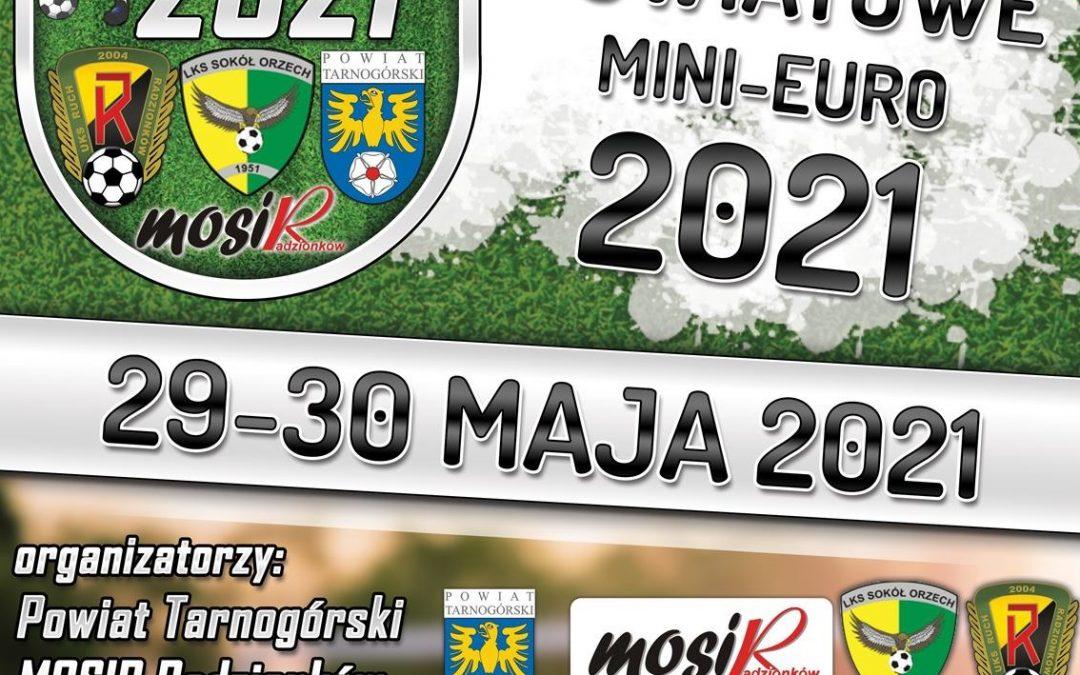 Powiatowe Mini-Euro 2021