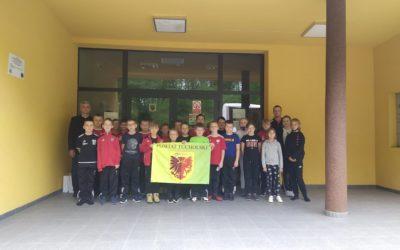 Pierwsza od wielu miesięcy partnerska wizyta w powiecie tarnogórskim!