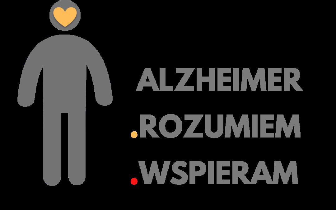 """Kampania informacyjno-edukacyjna """"Alzheimer – rozumiem – wspieram"""""""