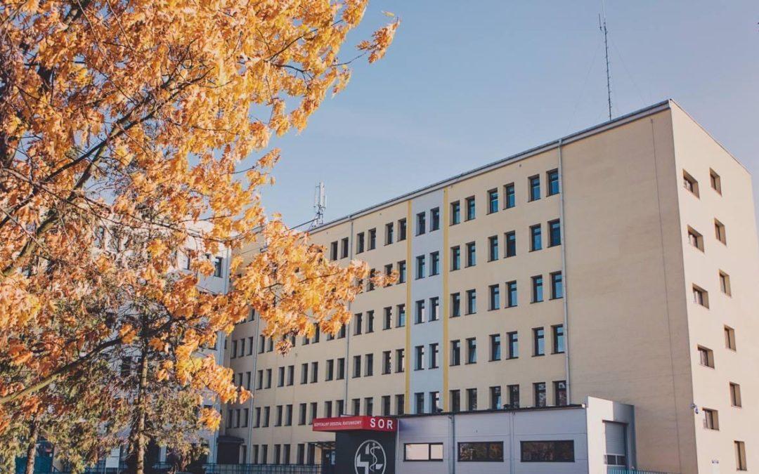 Powiatowe inwestycje w Wielospecjalistycznym Szpitalu Powiatowym S.A.