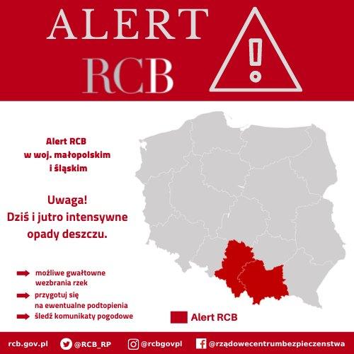 alert RCB