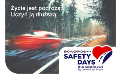 """""""Żyj i pozwól żyć innym"""" – ROADPOL Safety Days"""
