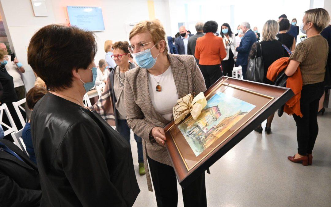 Oficjalne otwarcie Centrum Aktywności Seniorów