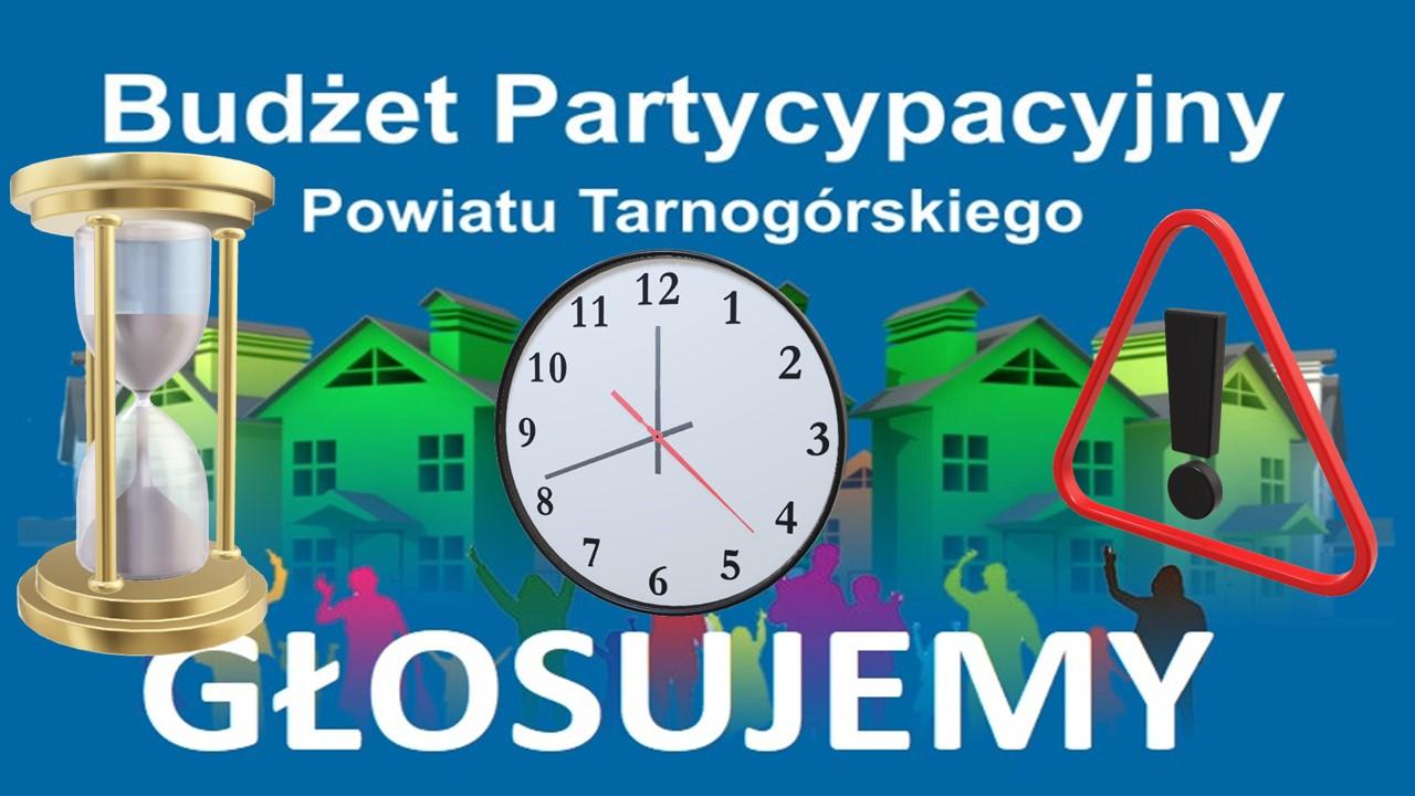 plakat budżet partycypacyjny