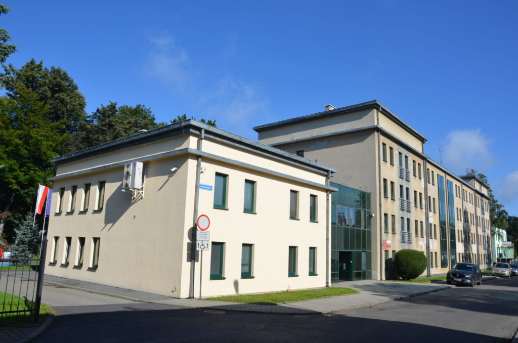 budynek Starostwa Powiatowego w Tarnowskich Górach