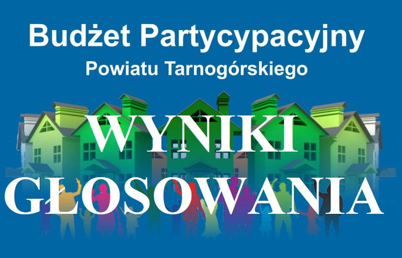 Znamy już wyniki głosowania do Budżetu Partycypacyjnego Powiatu Tarnogórskiego na rok 2022