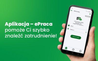 Aplikacja ePraca – nowoczesne narzędzie dla tych którzy szukają pracy!