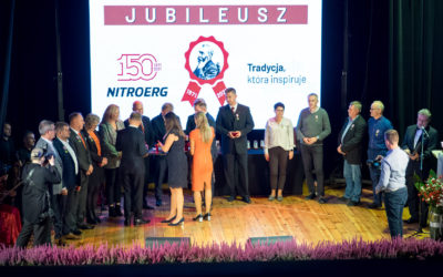 Jubileusz 150-lecia NITROERG S.A.